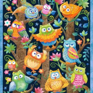 Wee Ones - Owls & Jungle Party - October 2020